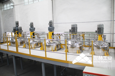 Water-based Paint Complete Production Line