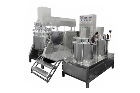 Cosmetic Complete Production Line