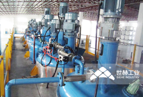 Lubricant Complete Production Line picture